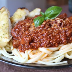 Wedding Gift Spaghetti Sauce Recipe - This rich and aromatic spaghetti sauce recipe is so special it was given as part of a wedding gift collection. Pull out your largest pot and invite all your friends and family over for a delicious Italian-inspired dinner.