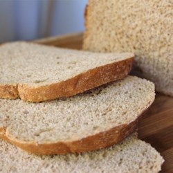 Caraway Rye Bread (for the bread machine) Recipe - This light rye loaf for the bread machine has lots of caraway seeds and is sweetened with both brown sugar and molasses.
