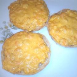 Cheesy Shrimp Meltaways