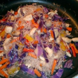 Rosies Quick and Easy Pancit