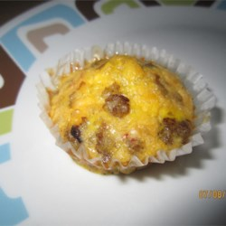 Sausage Egg Muffins