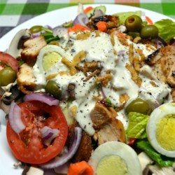 My Favorite Blue Cheese Salad Dressing - Personal recipe by Marianne