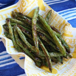 Roasted Green Brans