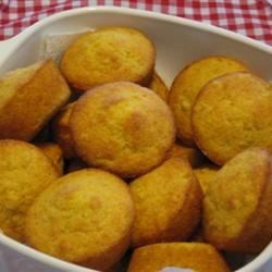 Easy & fabulous corn muffins!!