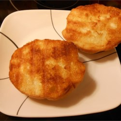 Mayonnaise Toasted Rolls