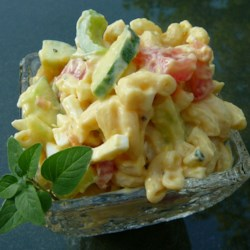 Macaroni Salad Virginia Style