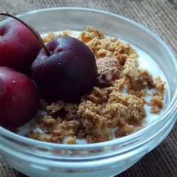 Homemade Grape Nuts(R) Recipe - This homemade cereal is slightly sweeter than the original, but just as addicting. Make a huge batch and store in an airtight container.