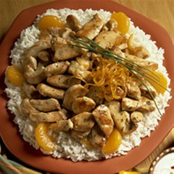 Hidden Valley Citrus Chicken Recipe - Hidden Valley(R) The Original Ranch(R) Dressing gives this sweet and savory chicken recipe a simple twist.