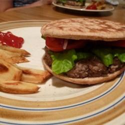Firecracker Burgers