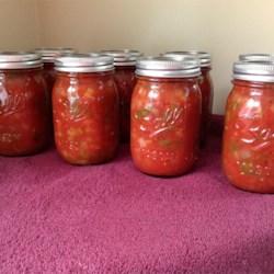 Cheryl's Canned Salsa