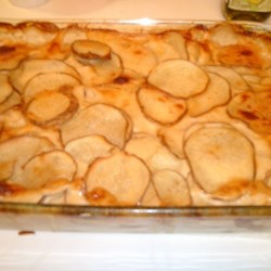 Home Style Scalloped Potatoes