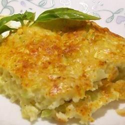 Zucchini Souffle Recipe - A delicious, simple zucchini souffle recipe for all the zucchini lovers out there.