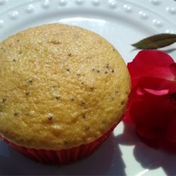 Lemon Poppy Seed Muffins Recipe - Use instant lemon pudding mix to make moist poppy seed muffins these muffins using this recipe.