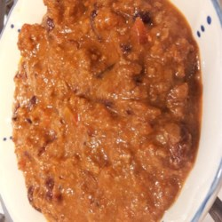 A Warm Winter's Classic Chili Con Carne