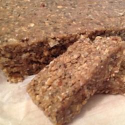No bake Quinoa Protein Bars