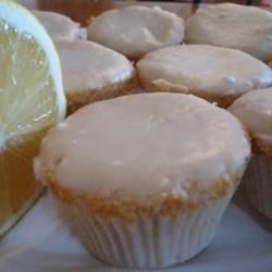 Extra-Lemony Lemon Cupcakes with Lemon Glaze