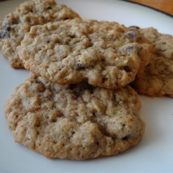 Lactation Cookies Recipe and Video - These cookies feature brewers' yeast, wheat germ, flax seed, and whole oats to help support milk production for lactating mothers.