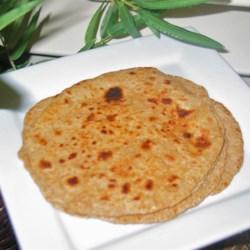 Restauraunt Style Indian Flatbread (Roti)