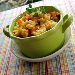 Sweet White Corn Casserole