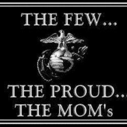Once A Marine Mom...