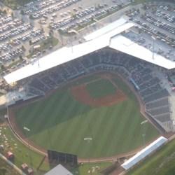 Cool Ray Stadium at 750 Ft.