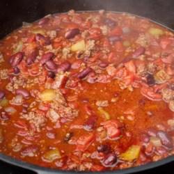 The Herd's Tailgate Chili