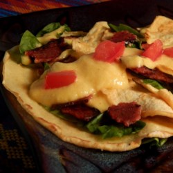 Beer Batter Crepes II Recipe - Easy and tasty crepes that use beer as the leavening agent.