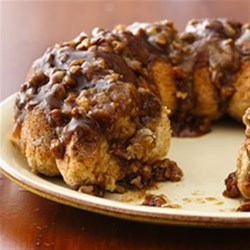 Best Bisquick(R) Monkey Bread Recipe - Make an ooey, gooey, caramel-drenched monkey bread in less than an hour.