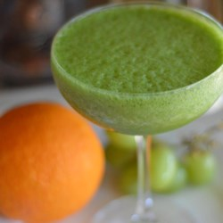 Hala Kahiki Green Smoothie ~ Personal recipe from Linda (LMT)