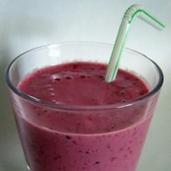 Balanced Berry Smoothie