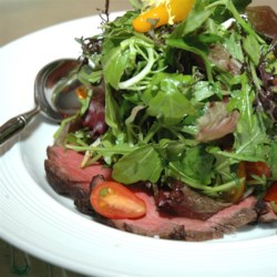 Coach's Thai Beef Salad