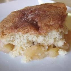 Apple Dumpling Cake