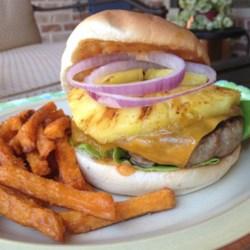Hawaiian Burgers