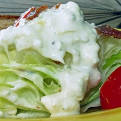 My Favorite Blue Cheese Dressing-Marianne's