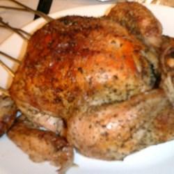 Rosies Juicy Roasted Chicken