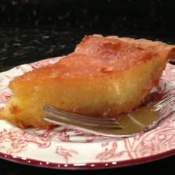 Kara's Buttermilk Pie
