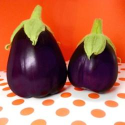 Garden To Table/ Mini Eggplants