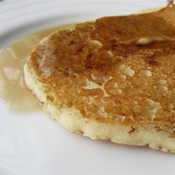 Vegan Pancakes Recipe - This batter makes light, fluffy, and delicious pancakes.  I have been making them for years and everyone that tries them wants the recipe.