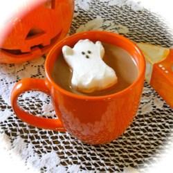 A Spiritful Hot Chocolate
