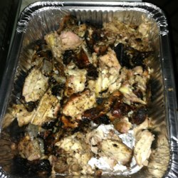Lisa's Jerk Chicken
