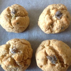 Honey Lavender Cookies  Recipe - Lavender and honey-infused cookies are a sweet treat to bake when you have extra lavender in your yard.