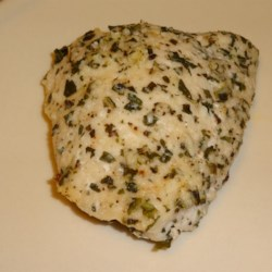 Parmesan and Herb Chicken Breasts