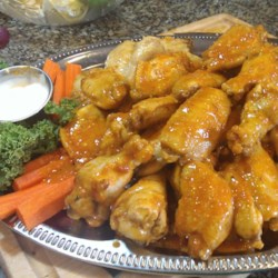 Vinnie's Spicy Buffalo Wings