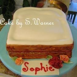 PB&J Cake!