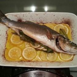 His Mamma's Fish Recipe
