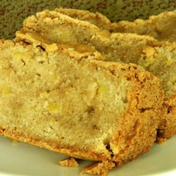 Debbie's Amazing Apple Bread Recipe - This quick bread recipe makes a moist, sweet, and delicious apple bread with a crispy crust.