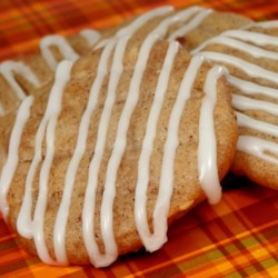 Pepper Cookies I Recipe - Spicy rolled cookies. Frost with your favorite vanilla icing.