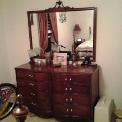 Damiens Great Grampas furniture!