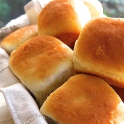 Soft Dinner Rolls Recipe and Video - These soft dinner rolls are slightly buttery and a snap to make thanks to a bread machine!