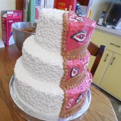 Chantilly lace and bandana